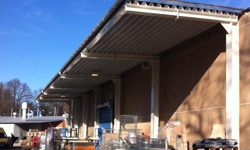 Citygross affär i Karlskrona