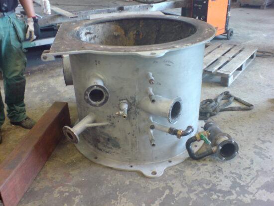 Burner refactoring