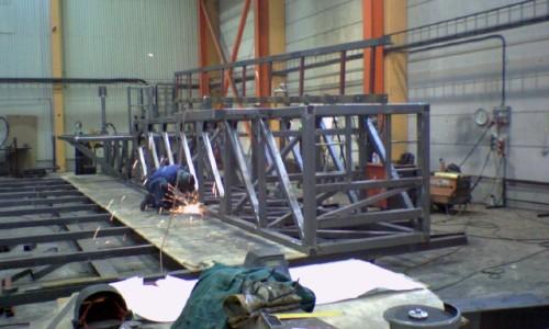 Pistal construction
